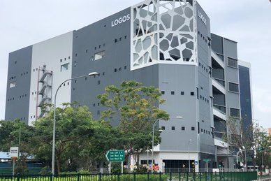 5 Storey Industrial Development at Tuas West Drive