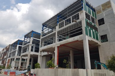 Warehouse & Office at Tampines Industrial Drive