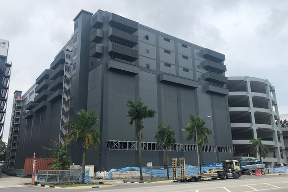 7 Storey Warehouse Development at Pioneer Road